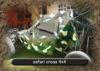 safari cros 4x4