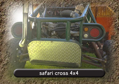 safari cross 4x4